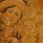 Sen | olej na plátně