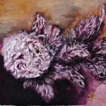 Chryzantémy | plastické zn.