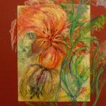 Květ | monotyp