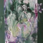 Orchidej | monotyp