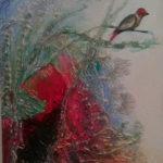 Ptáček ohniváček | powertex